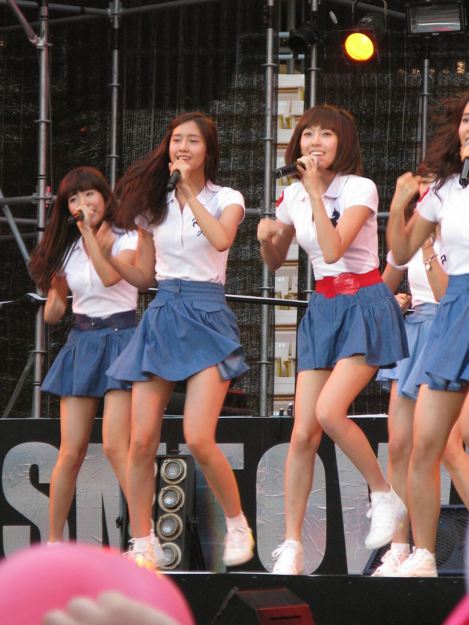 SNSD in Bangkok Post | SNSD Korean