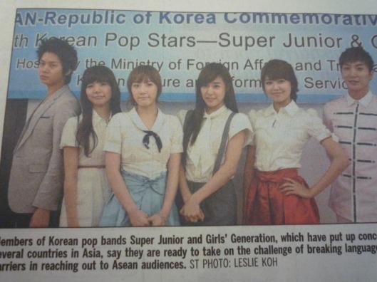 Super Junior + Girls' Generation
