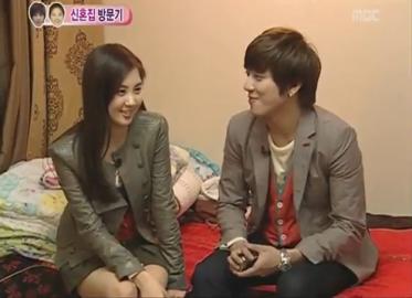 Seobaby ain't leaving We Got Married | SNSD Korean