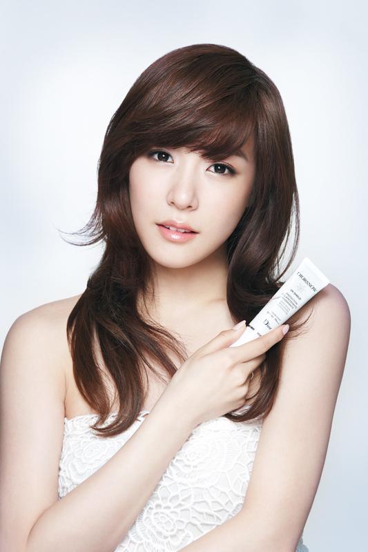 Fabulous Two Thirds Of Snsd Are Dior Darlings Snsd Korean Short Hairstyles Gunalazisus