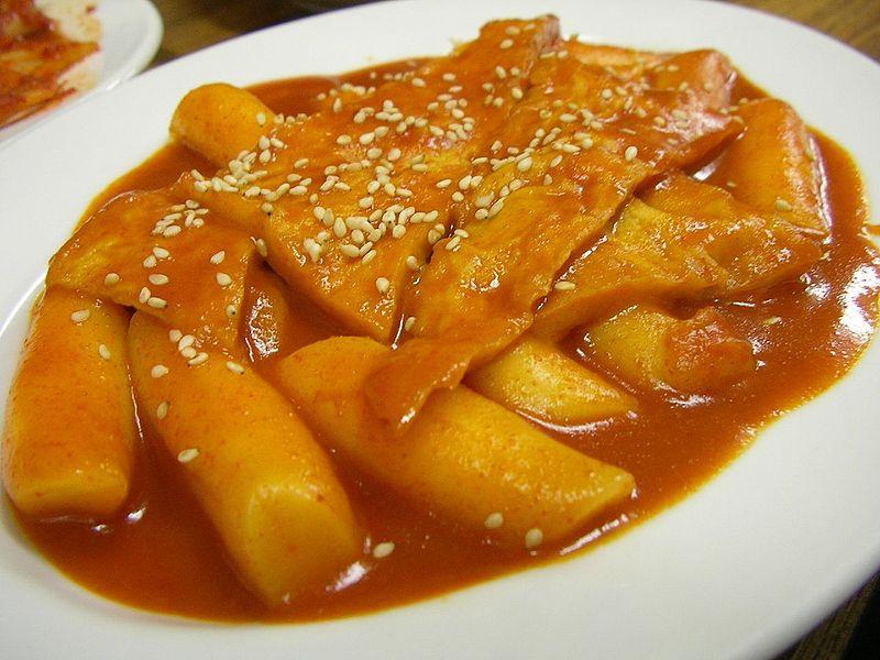 Favorite Korean Street Food