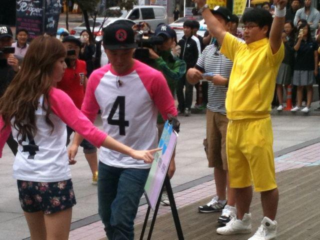 SNSD spotted filming Running Man!   SNSD Korean