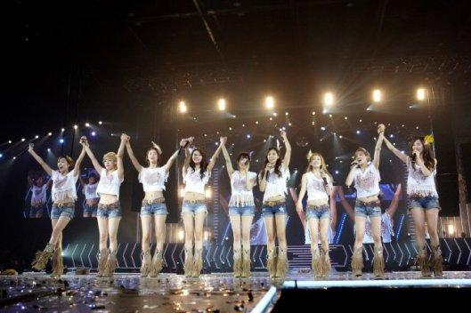 Girls Generation Tour Live Circle