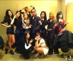 snsd live with kelly (1)