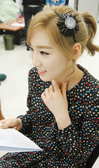 Taeyeon New York Alone In Her Room Onstyle