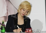 snsd j estina fan sign event (8)