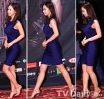 snsd yuri fashion king press con (9)