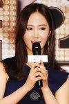 snsd yuri fashion king press conference (2)