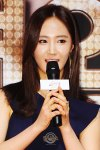 snsd yuri fashion king press conference (2)