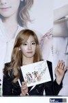 taeyeon j estina fan sign