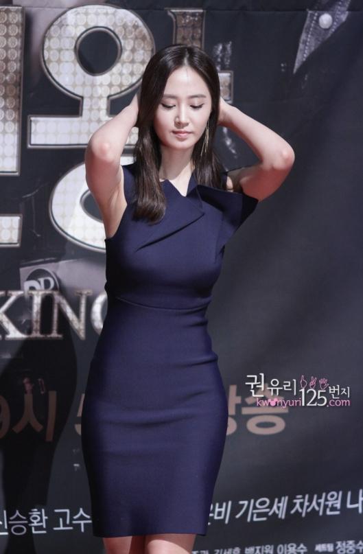 yuri�s perfect body portions awe netizens snsd korean
