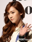 snsd jessica at Jardin De Chouette Fashion Show (1)
