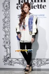 snsd jessica at Jardin De Chouette Fashion Show (5)