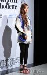 snsd jessica at Jardin De Chouette Fashion Show (8)