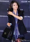 snsd sooyoung club monaco store opening event (10)