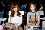 snsd taeyeon tiffany seoul fashion week (1)