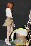 snsd taeyeon tiffany seoul fashion week (10)