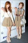 snsd taeyeon tiffany seoul fashion week (15)