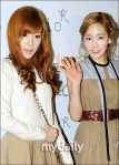 snsd taeyeon tiffany seoul fashion week (17)