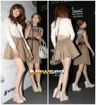 snsd taeyeon tiffany seoul fashion week (24)