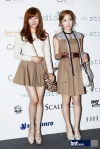 snsd taeyeon tiffany seoul fashion week (26)