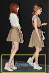 snsd taeyeon tiffany seoul fashion week (8)
