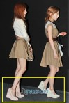 snsd taeyeon tiffany seoul fashion week (8)