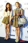 taeyeon tiffany hong hye jin fashion show (14)
