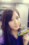seohyun mbc show champion