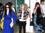 snsd incheon airport to LA (1)