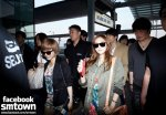 snsd jessica sooyoung sunny departure from korea to Los Angeles (1)