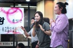 snsd yuri fashion king farewell party (5)