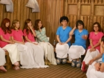 taeyeon tiffany jessica kbs happy together (10)