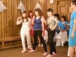 taeyeon tiffany jessica kbs happy together (12)