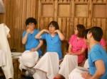 taeyeon tiffany jessica kbs happy together (20)
