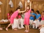taeyeon tiffany jessica kbs happy together (5)