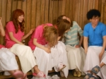 taeyeon tiffany jessica kbs happy together (7)