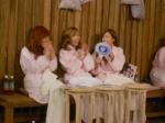 taeyeon tiffany jessica kbs happy together (9)