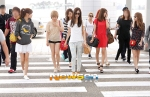 snsd incheon airport pictures to taiwan (1)