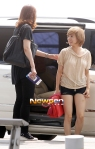 snsd incheon airport pictures to taiwan (18)