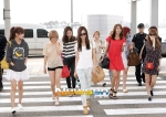 snsd incheon airport pictures to taiwan (2)
