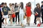 snsd incheon airport pictures to taiwan (3)