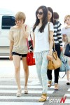 snsd incheon airport pictures to taiwan (4)