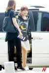 snsd incheon airport pictures to taiwan (5)