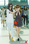 snsd incheon airport pictures to taiwan (7)