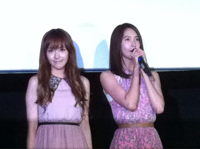 Yoona and Jessica Attends Screening of 'I AM.' in Seoul ...