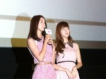 snsd yoona and jessica at I AM movie screening (2)