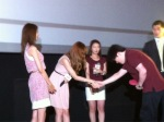 snsd yoona and jessica at I AM movie screening (3)