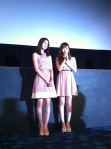 snsd yoona jessica at i am screening