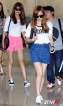 snsd airport pictures (4)